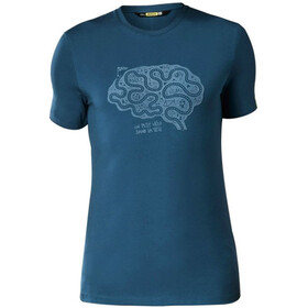 Mavic Cyclist Brain maglietta a maniche corte Uomo blu